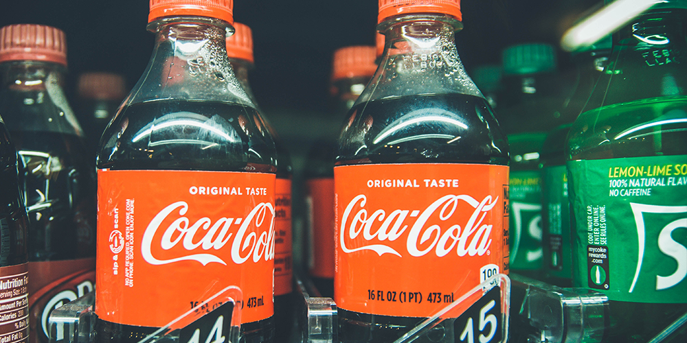 Coke - Coca-Cola