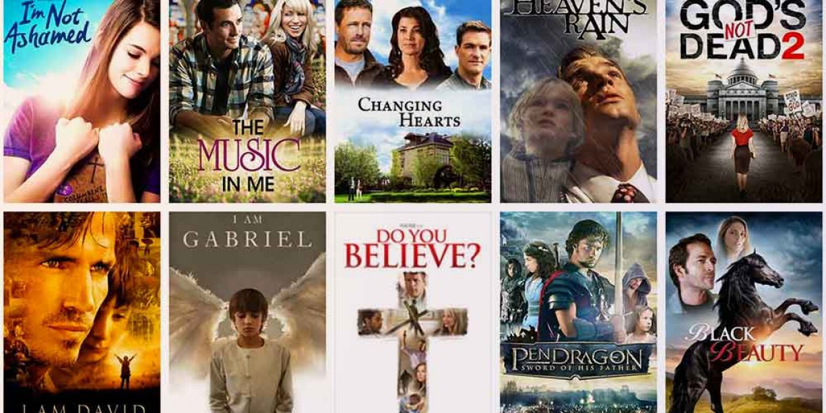 Family Friendly Movies on Pure Flix
