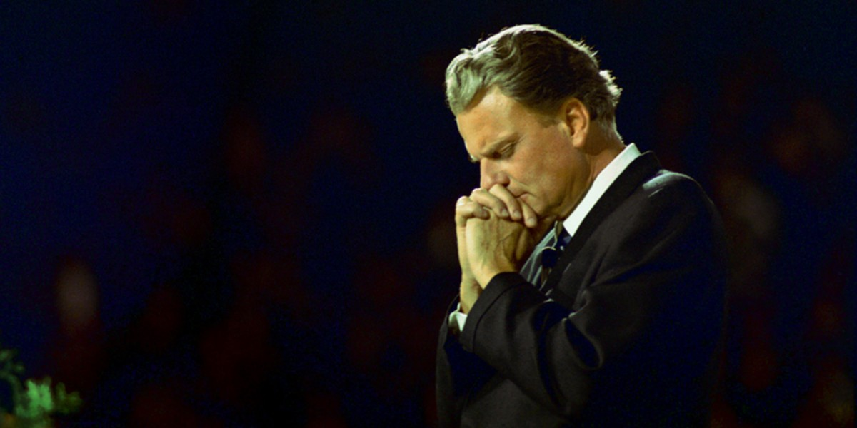 Billy Graham American Preachers