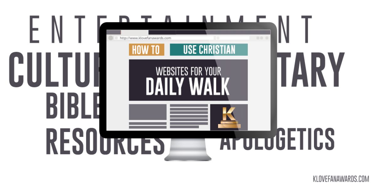 How to Use Christian Websites for Your Daily Walk