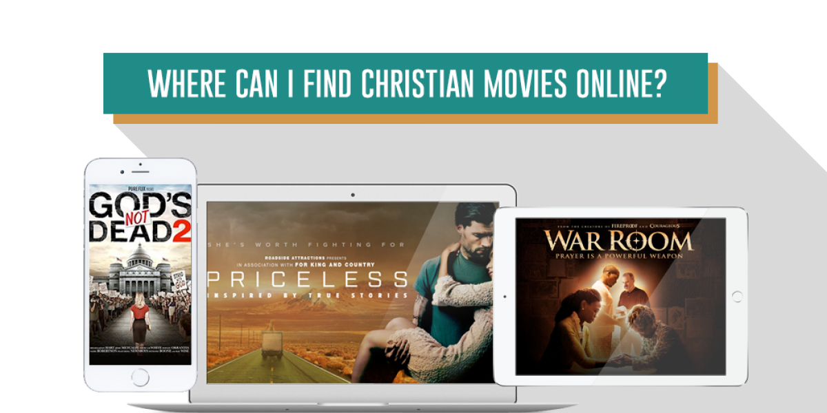 Where Can I Find Christian Movies Online?