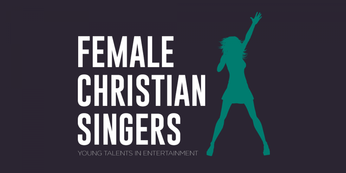 Female Christian Singers under 35: Young Talents in Entertainment