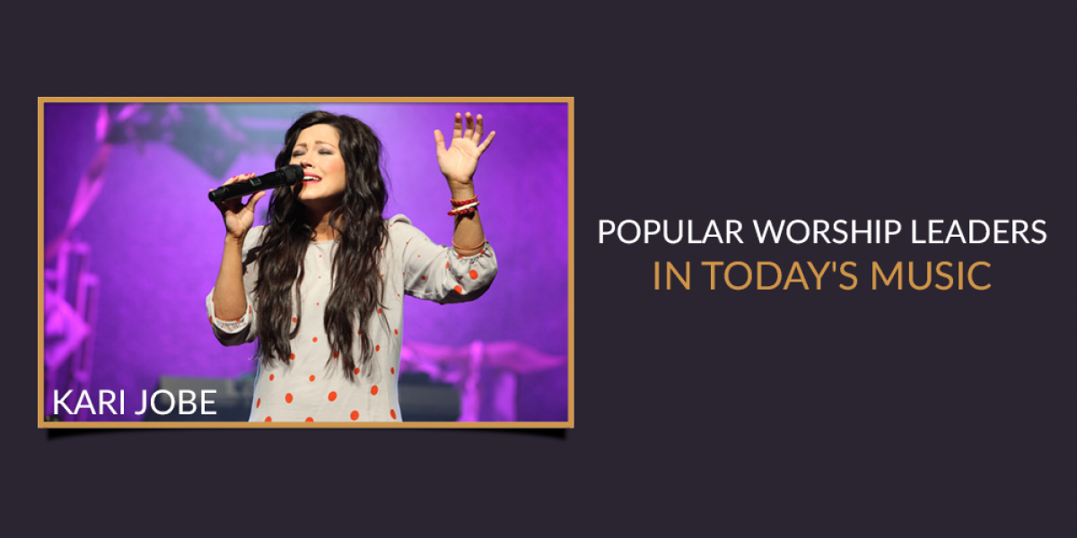Popular Worship Leaders in Today's Music