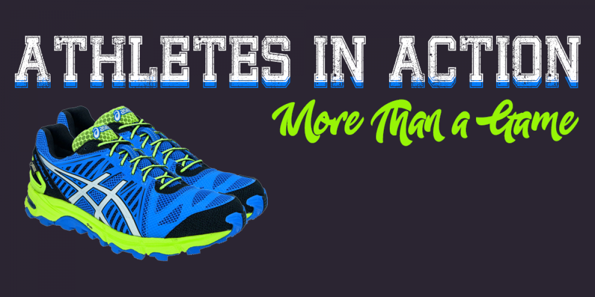 Athletes in Action: More Than a Game