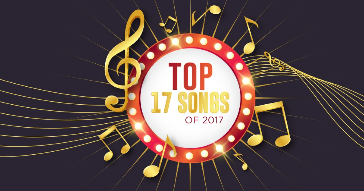 17 Top Performing Christian Songs of 2017